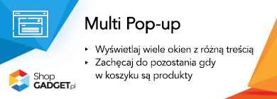 Multi Pop-up