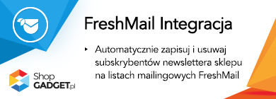 FreshMail Integracja PRO