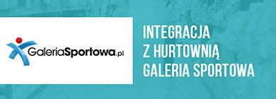 Integracja z GaleriaSportowa