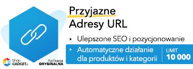 Przyjazne Adresy URL