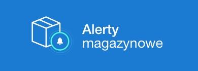 Alerty magazynowe